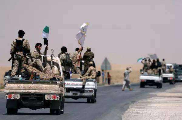 戰場敗退的伊斯蘭國,何以能組織全球反撲 4