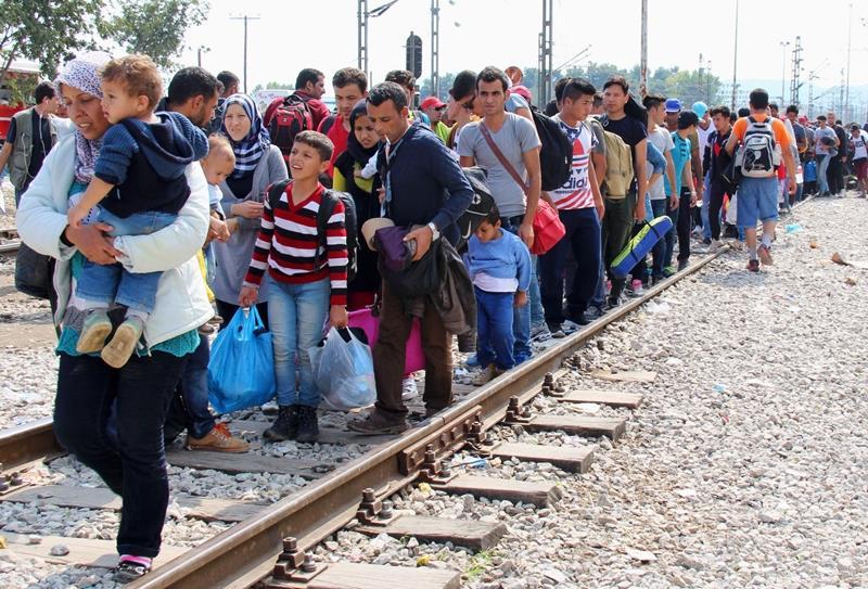 歐洲應對難民危機的三大主義 2