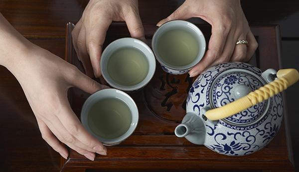 胃病喝茶-最好喝紅茶,喝綠茶須注意幾點 1