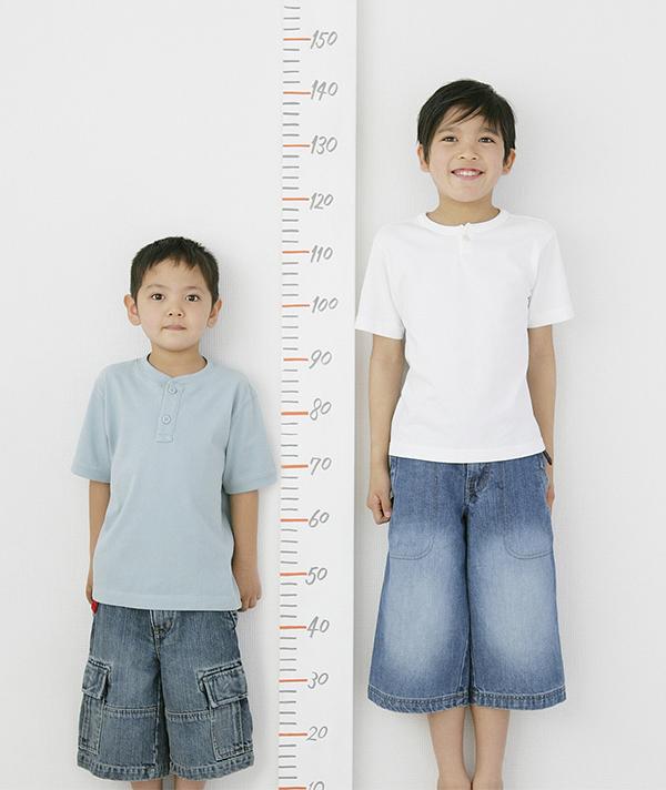 孩子不長高是因晚長?長高誤區多,高個爸媽也可能生矮個娃 5