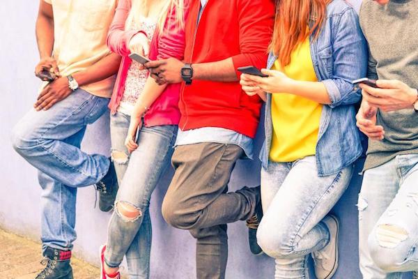 智慧型手機毀掉了一代人? 1