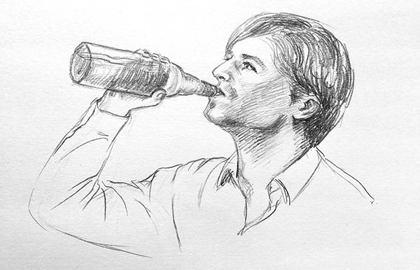 常喝酒容易得癌症嗎? 5