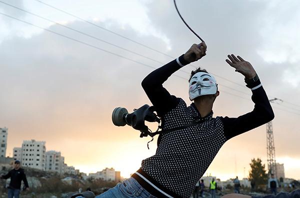 耶路撒冷的巴勒斯坦人憤怒嗎? 6