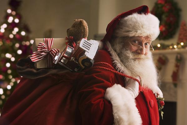 聖誕老人為啥穿得像個粽子?防凍瘡要注意這些 1