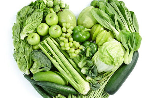 多吃綠葉菜讓老人更年輕 10