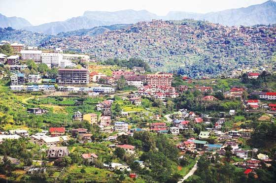 認識菲律賓碧瑤遊學 (Baguio) 1