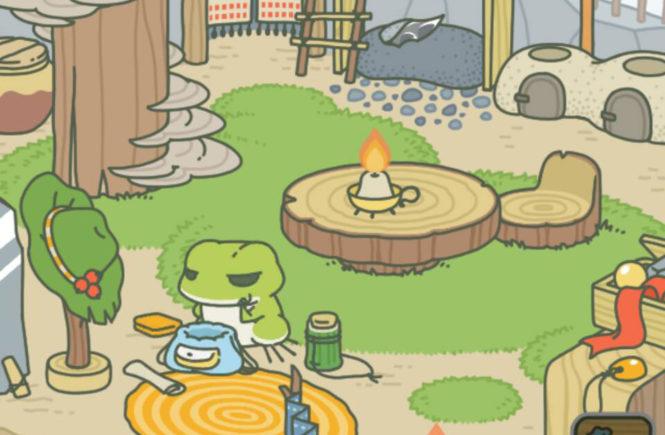 旅行青蛙的甜蜜與焦慮:遊戲對真實關係的表演 1