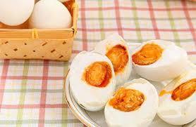 鹹蛋鈉含量多在蛋白還是蛋黃? 2