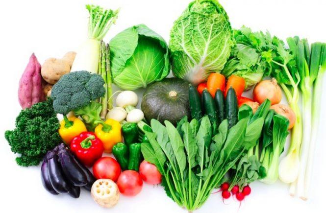 蔬果中能攝取的維生素礦物質 1