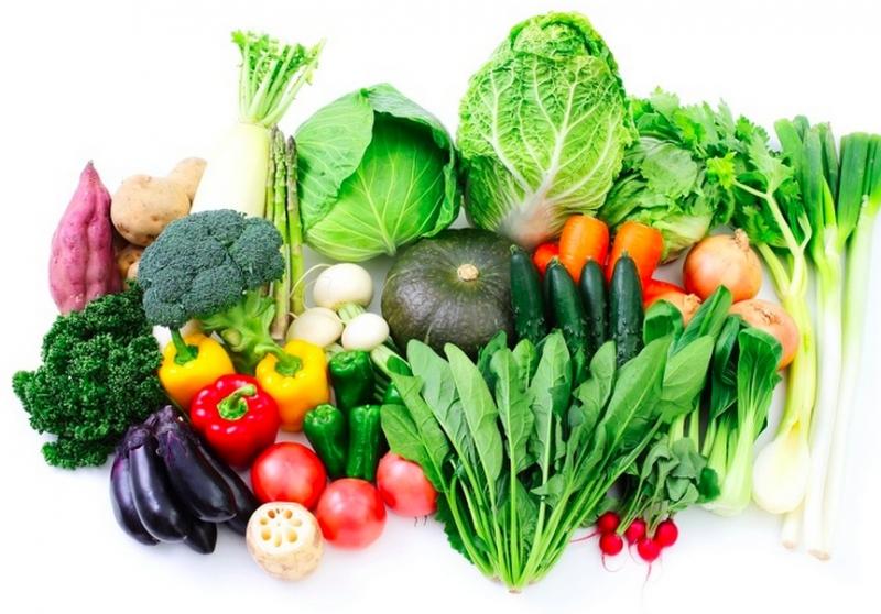 蔬果中能攝取的維生素礦物質 2