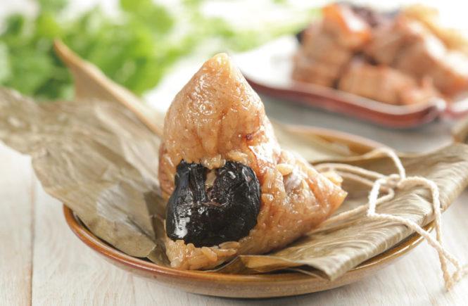粽子趁熱吃會比較好消化? 1