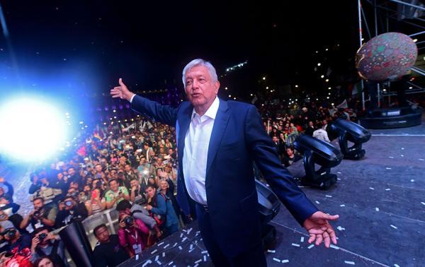 左翼上台後墨西哥政局的變與不變 1