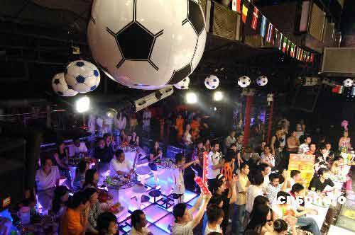 能宅著追的世界盃,我們為什麼還要去酒吧 1