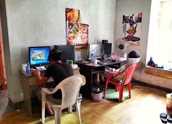 中國網路遊戲代練2 - 遊戲代練員和組織者的共識與差異 1
